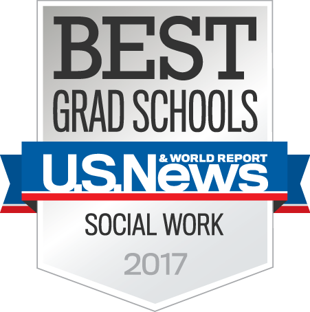 US News & World Report - Best Social Work Graduate Program Badge