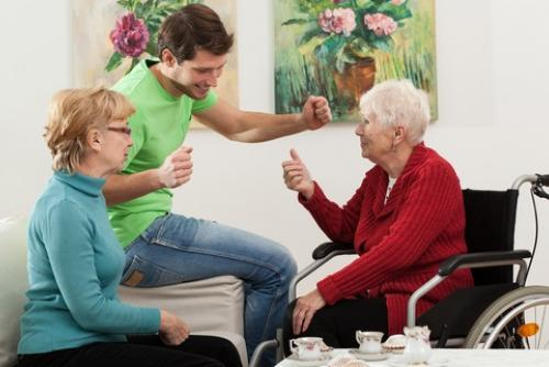 Social Work with the Aging