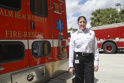 From FSU Grad to Emergency Responder Blog Header